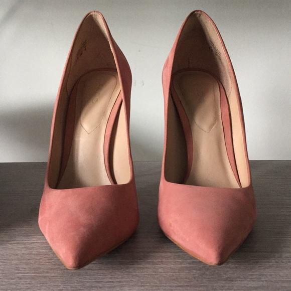 Aldo Shoes | Aldo Blush Pink Pumps